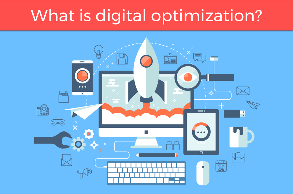 What is digital optimization?